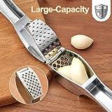 Zoom IMG-1 freetoo spremiaglio pressa aglio facile