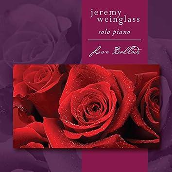 Love Ballads (Solo Piano)