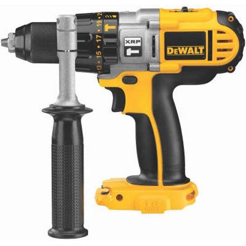 DEWALT 18V XRP Hammer Drill, 1/2-Inch, Tool Only (DCD950B)