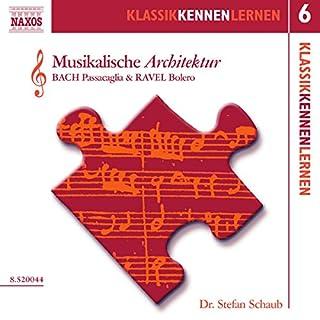 Musikalische Architektur Titelbild