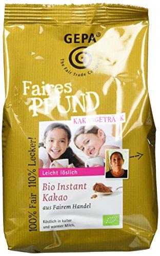 GEPA faires Pfund Kakaogetränk, 5er Pack (5 x 500 g)