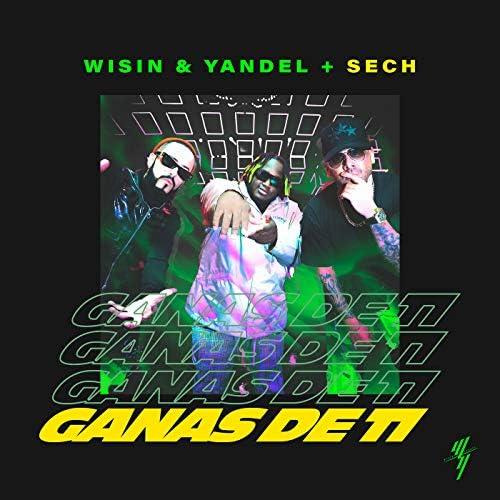 Wisin & Yandel & Sech