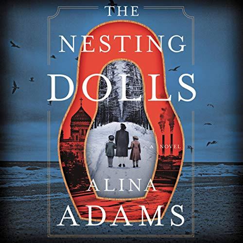 The Nesting Dolls audiobook cover art