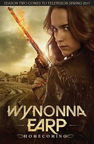 51rK08URBdL. SL500  - Wynonna Earp saison 3: Crise chez les Earp sur fond de fin de monde