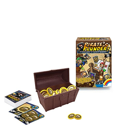 Pirate's Plunder Game Board Game -  Intex Entertainment, 1072
