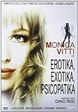 Erótica, Exótica Y Psicopática (Import Dvd) (2013) Monica Vitti; Carlo Giuffre......
