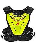 Pettorina protettiva MX UFO Reactor 2 Evolution Giallo