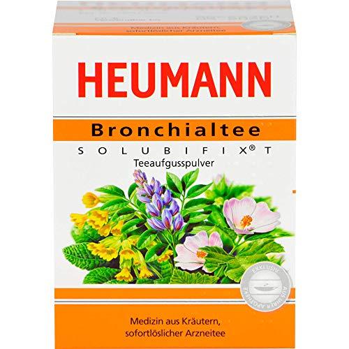 HEUMANN Bronchialtee Solubifix Teeaufgusspulver, 30 g Pulver