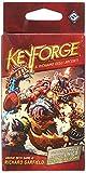Asmodee- Keyforge, Il Richiamo degli Arconti-Mazzo Gioco di Carte, Colore Rosso, 10601