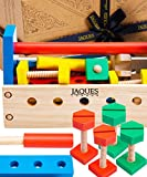 Jaques of London Werkzeugkoffer Kinder | Qualität Kinder Werkzeugkoffer...