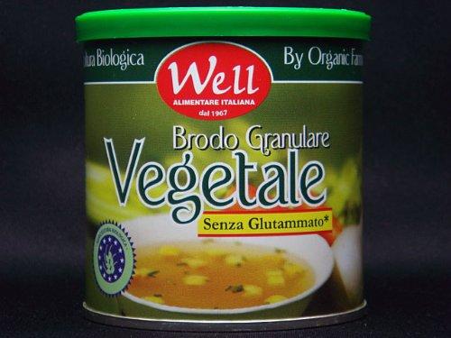 ウェル ビオロジコ 野菜ブロード(コンソメ)