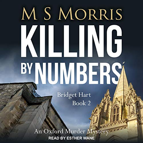 Killing by Numbers  By  cover art