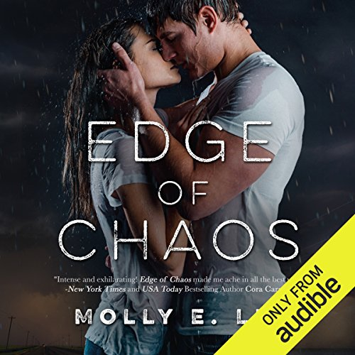 Edge of Chaos audiobook cover art