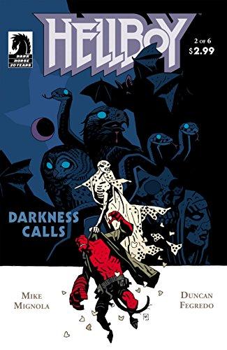 Hellboy: Darkness Calls #2 (English Edition)