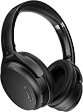 XIBERIA Active Noise Cancelling Headphone, Wireless Headphones Bluetooth 5.0 Headsets with Microphone, Deep Bass, Over Ear...