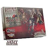 Warpaints Zombicide Black Plague Paint Set - The Army Painter by Army Painter