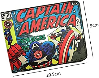 Amazon.es: Marvel Capitán América - Carteras y monederos ...