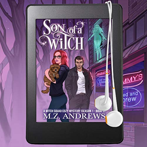 Couverture de Son of a Witch