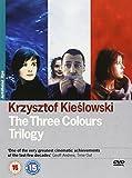 Three Colours Trilogy Krzysztof Kieslowski (4 Dvd) [Edizione: Regno Unito] [Edizione: Regno Unito]