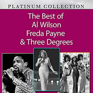 The Best of Al Wilson, Freda Payne & Three Degrees