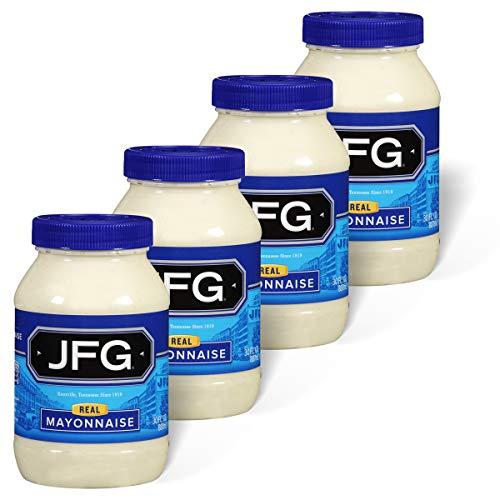 JFG Real Mayonnaise 30 oz. Jar (Pack of 4) Only $9.42 (Retail $19.55)