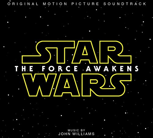 Star Wars: The Force Awakens - Original Motion Picture Soundtrack (Packaged in an exclusive outer cover (o-card) and contains 2 collectible cards)