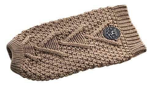 HUNTER Malmo - Jersey para Perro, 50 cm, Color Beige