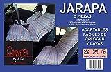 Andatex Jarapas - Harapas - Funda Universal - Asiento de Coche - 3 Piezas