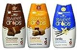 SweetLeaf Sweet Drops Liquid Stevia (Coffee Variety Pack)