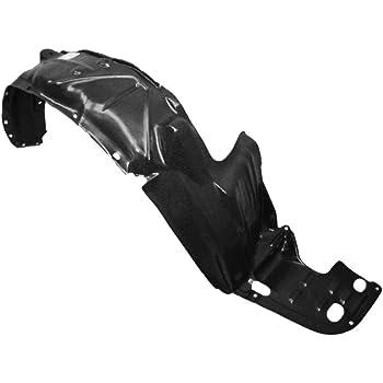 378-44378-12 TO1249118 5387502060 Right Passenger Side Front Fender Inner Liner Splash Shield New CarPartsDepot