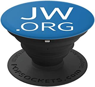 JW.org Phone Stand Grip - PopSockets Grip and Stand for Phones and Tablets