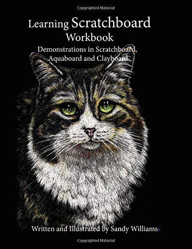Learning Scratchboard Workbook: Demonstrations in Scratchboard, Aquaboard and Clayboard