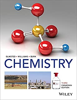 chemistry 3rd canadian edition