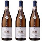Vin blanc BOUCHARD AINÉ & FILS, Vin Blanc Saint Veran AOC 2014 75 cl - Lot de 3