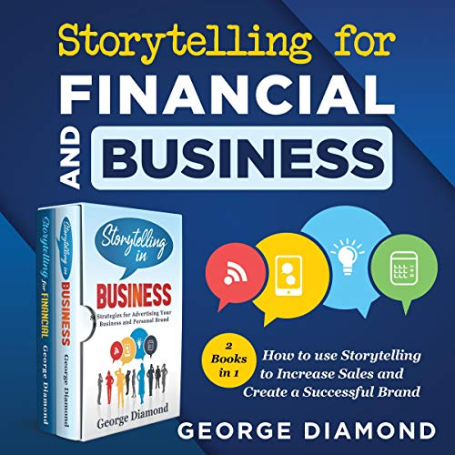 Storytelling for Financial and Business cover art