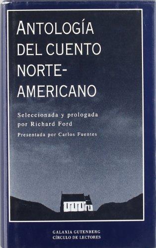 Antología del cuento norteamericano (Narrativa)