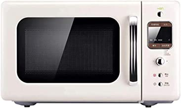 WCJ 20L Estilo encimera Horno Microondas En el Minuto 60 Timing-Memoria de la Placa giratoria, Modo Eco y el Sonido de Encendido/Apagado, for cocinar al Vapor/Calefacción/ebullición.