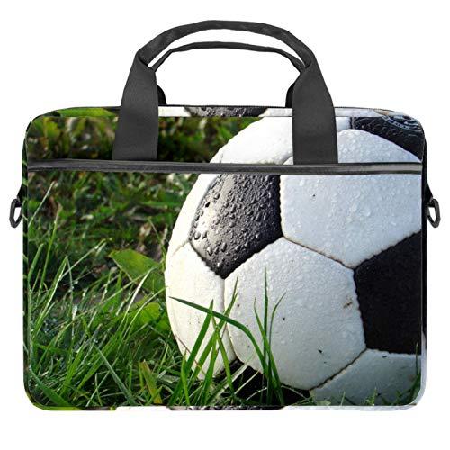 Bolsa deportiva para portátil con asa de 13,4 a 14,5 pulgadas, bolsa de hombro