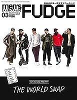 men's FUDGE - メンズ ファッジ - 2019年 3月号 Vol.110