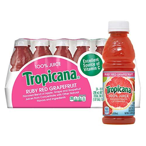 Tropicana Grapefruit Juice, 10oz (24)