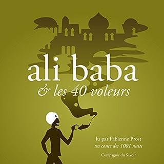 Couverture de Alibaba et les 40 voleurs, un conte des 1001 nuits