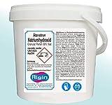 Ätznatron Natriumhydroxid NaOH 10kg in 2 Deckeleimer
