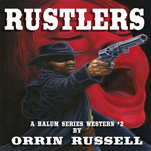 Rustlers audiobook cover art