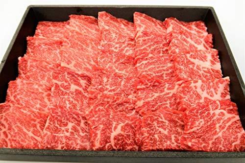 幻のいわて きたかみ牛のカルビ焼肉 100g×3 せいぶ農産 4~5等級 超希少 黒毛和牛 北上市が誇るブランド牛