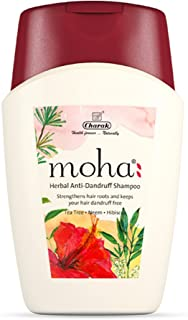 Moha: Herbal Anti Dandruff Shampoo, 100 ml