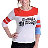 SUICIDE SQUAD - T-Shirt Daddy's Lil Monsters (L) : TShirt , ML