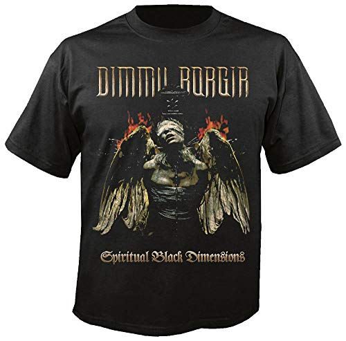 Dimmu Borgir - Spiritual Black Dimensions - T-Shirt Größe 5XL