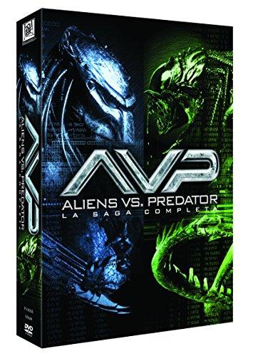 Alien Vs Predator + Alien Vs Predator 2 [DVD]