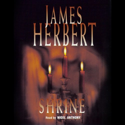 The Shrine audiobook cover art