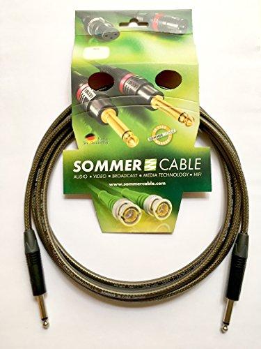 Sommer Cable Instrumentenkabel SC-Spirit XXL Klinke NP2X-BAG/Klinke NP2X-BAG (3m)